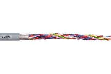 Cable de datos chainflex® CF211.PUR