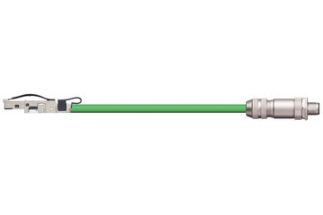 readycable® cable de bus conforme al estándar de iX67CA0E41.xxxx, cable base TPE 12,5 x d