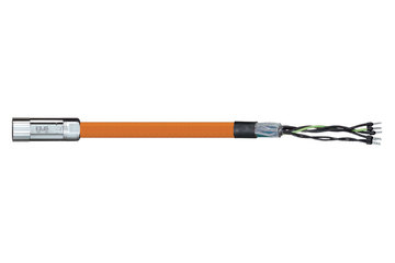 readycable® cable de potencia similar a Parker iMOK54, cable base iguPUR 15 x d