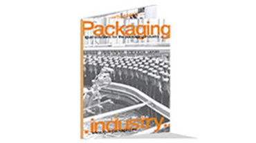 Folleto de la industria del packaging